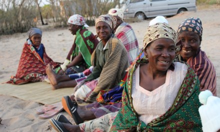 How a rural village in Mozambique changed me…
