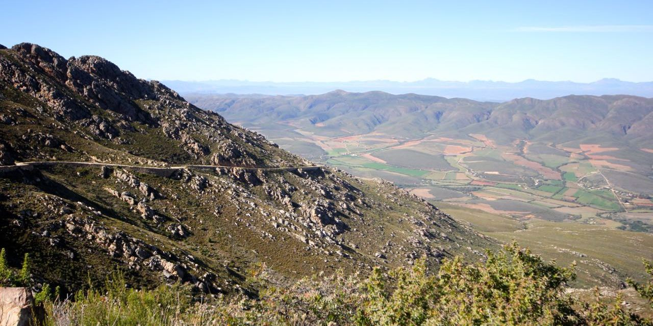 Driving the Swartberg Pass… twice!