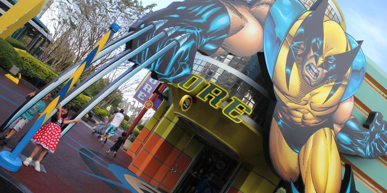Our visit to Universal Studios