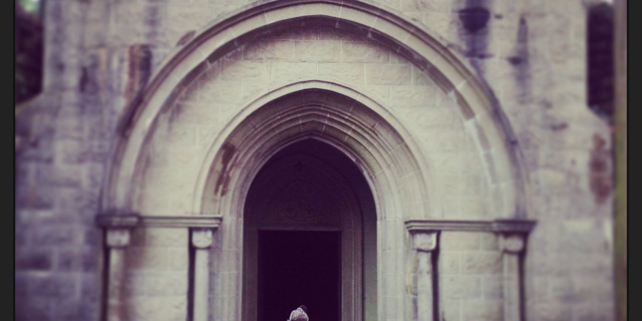 Cathedrals, Monasteries and a creepy, dead child