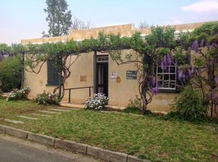 The Schreiner House Museum in Cradock...