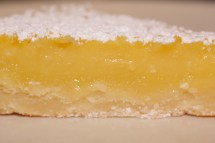 Madison Bistro Lemon Bars