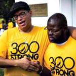 """300 Strong"" Combines Power of Black Male Advocacy Group"