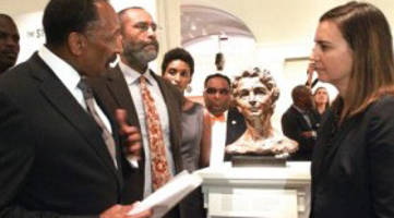 District-Ministers-Call-for-Removal-Margaret-Sanger-Bust-from-National-Portrait-Gallery