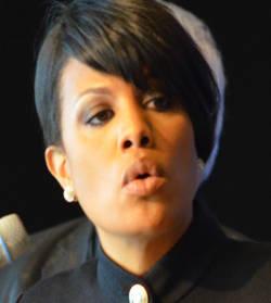 Mayor Stephanie Rawlings-Blake (D – Baltimore)
