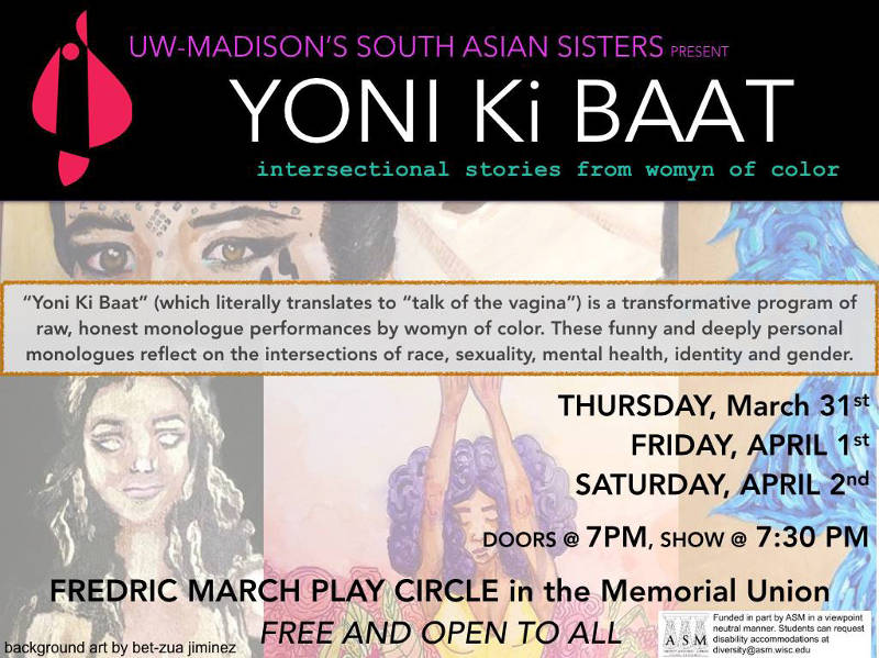 uw-madison-south-asian-sisters-yoni-ki-baat