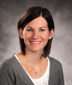 Dr. Megan Kuikman, a Family Medicine physician with Dean Clinic