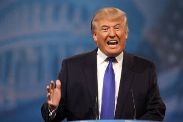 Presidential Candidate Donald Trump. Credit: Flickr