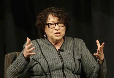 Sonia Sotomayor Jeff Chiu/AP Photo