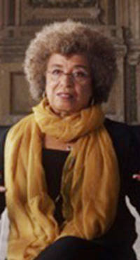 "Civil rights activist Angela Davis lends her voice to ""The 13th."" (Netflix)"