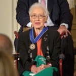 """Hidden Figures"" Katherine Johnson Turns 100"