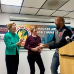Tammy Baldwin, Mandela Barnes and Elizabeth Warren Encouraged Wisconsinites to Vote Early