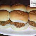 Quick 'N' Cheesy Sloppy Joe Mix…