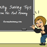 Sanity Saving Tip #3