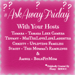 Ask Away Friday With Poetry