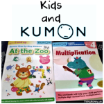Kids and Kumon!