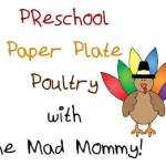 Paper Plate Poultry!