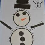 Snowman Fun with Spark and Pook!