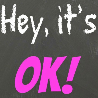 Image result for Hey, it's OK