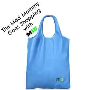 MiU Color Reusable Shopping Bag