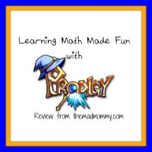 Learning Math Made Fun with Prodigy!