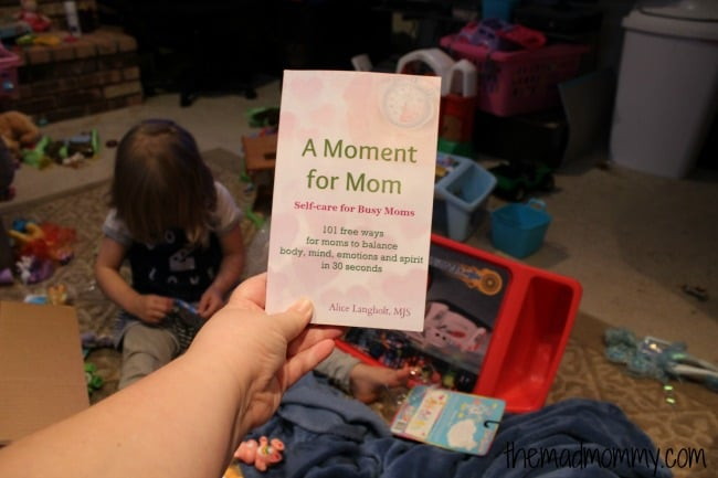 a moment for me themadmommy.com