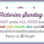 Small Victories Sunday #24