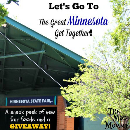 The Mad Mommy's Minnesota State Fair Giveaway and Sneak Peek!