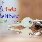 11 Tips and Tricks to Make Moving Easier