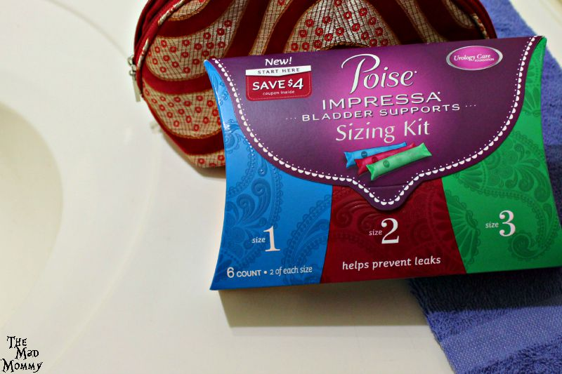 Gain confidence and preven leaks with Poise Impressa Bladder Supports. What will you do with your #LifeAfterLeaks? #ad #CollectiveBias