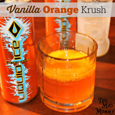 Say Goodbye To Summer With A Vanilla Orange Krush