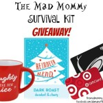 A Mad Mommy Survival Kit Giveaway on Facebook!