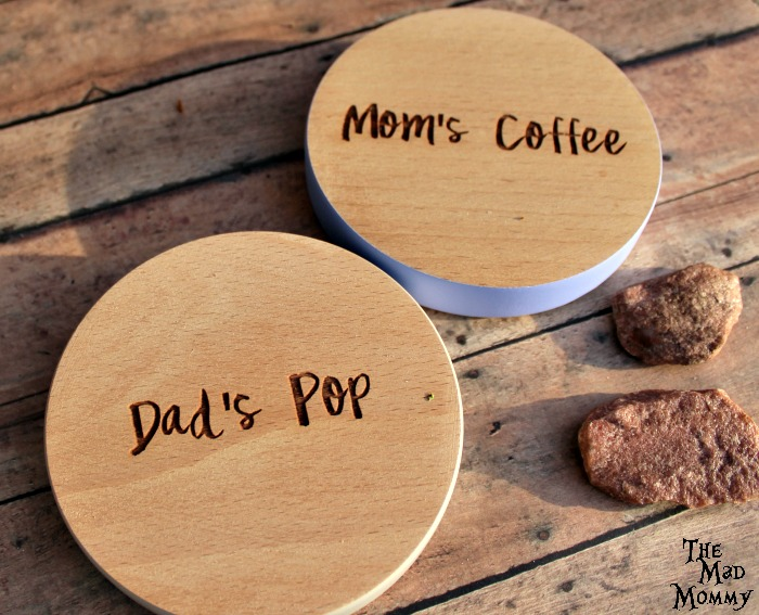 A Few Of My Favorite Things: Coasters from Dust & Things