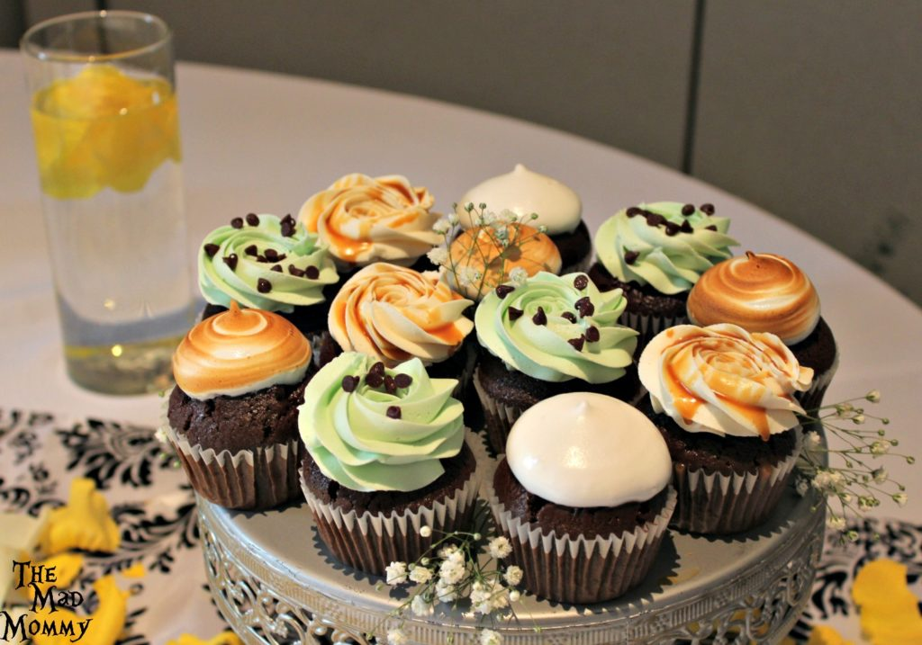 This is definitive proof that delicious cupcakes match any wedding theme! Especially when they are the best cupcakes in Minnesota!