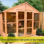 How a Garden Shed Can Enhance Your Garden and Your Property Value