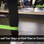 Creative and Fun Ways to Find Time to Exercise Daily