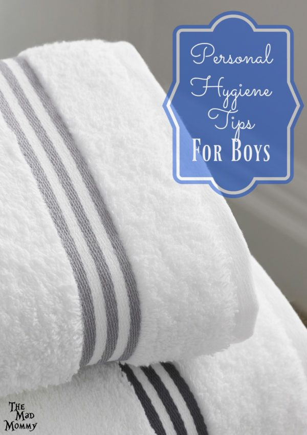 Personal Hygiene Tips For Boys