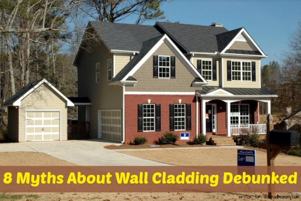 We hear plenty of myths about wall cladding that we thought needed to be debunked right now! Read on to separate fact from fiction.