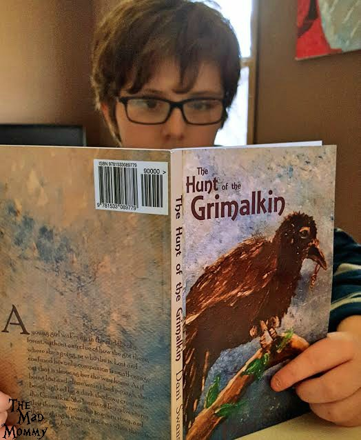 Yes, The Hunt Of The Grimalkin was so intriguing and enchanting that it held the interest of a stay-at-home-mom, a full-time working dad and an 11 year old boy!
