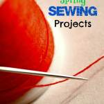 Easy Spring Sewing Projects