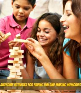 Family Bonding Activities for Having Fun and Making Memories