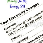 Easy Ways To Save Money On My Energy Bill