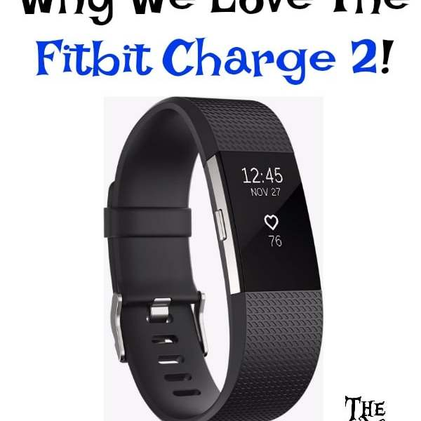 Why We Love The Fitbit Charge 2!