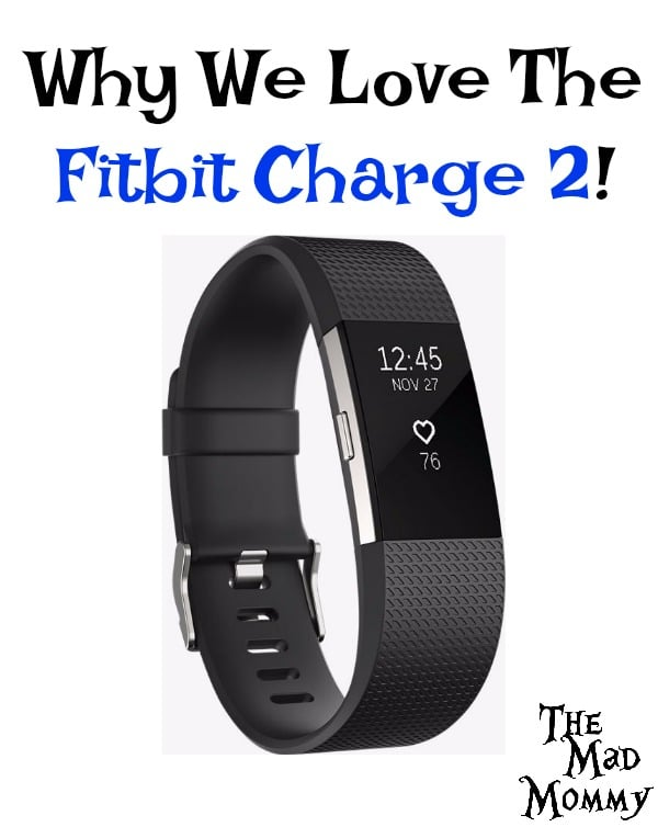 We feel like the Charge 2 does a much better job of accurately tracking movements and fitness than the original Fitbit ever did. The new features are definitely a big part of why we love the Fitbit Charge 2.