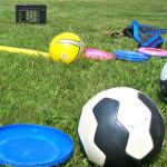 Life's a Ball: Fun Outdoor Games for Family Members of All Ages