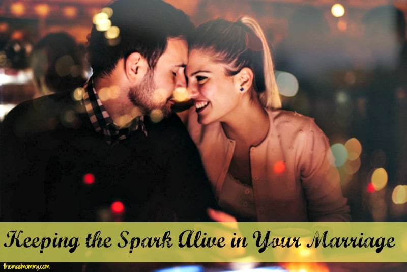 With a little effort, you can keep the spark alive and reconnect with your partner. Here are some tips to support a healthy spark in your marriage…