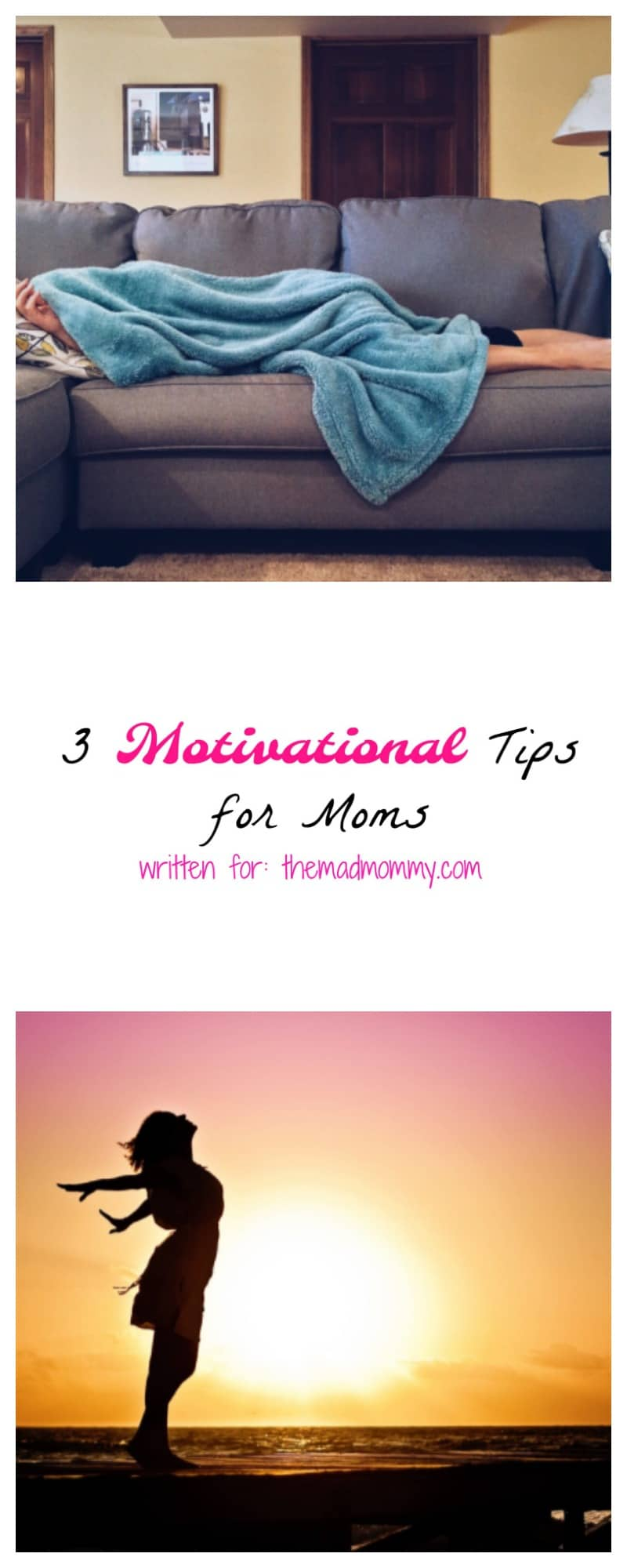 Unfortunately for many people, self-motivation may not always come easily, and far too often our excitement and passions can be lost in the humdrum of everyday life. Many mothers are experts at motivating kids and husbands, but we may find that there is little left for ourselves afterwards. Here are some motivational tips for moms that may help.