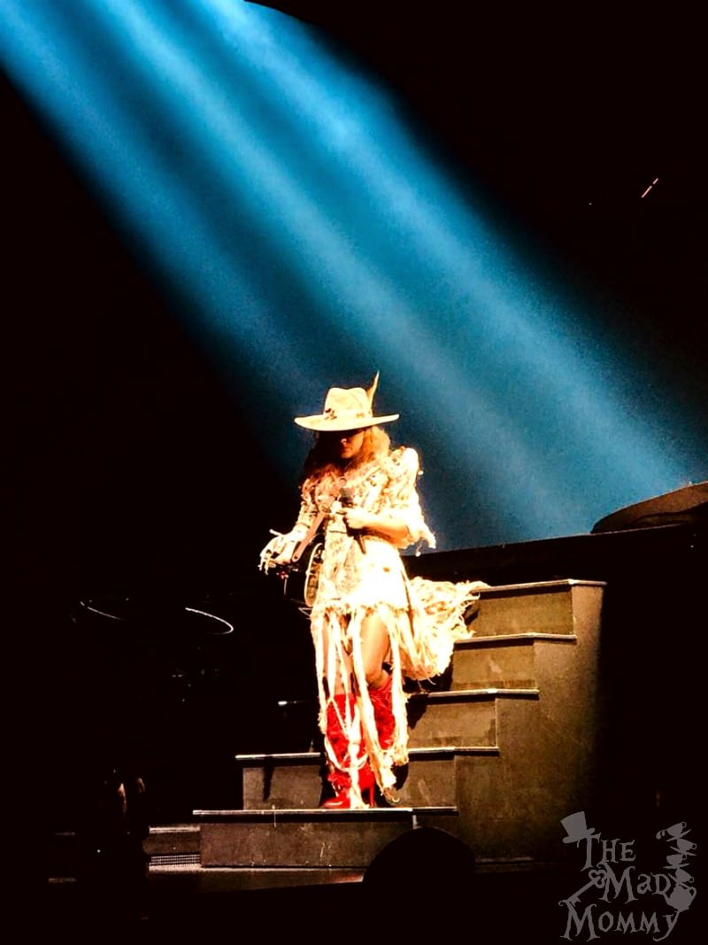 Lady Gaga performs Joanne.