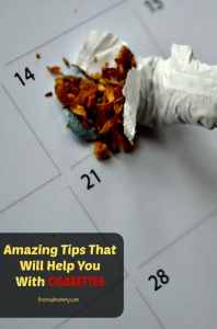 Amazing Tips That Will Help You With Cigarettes