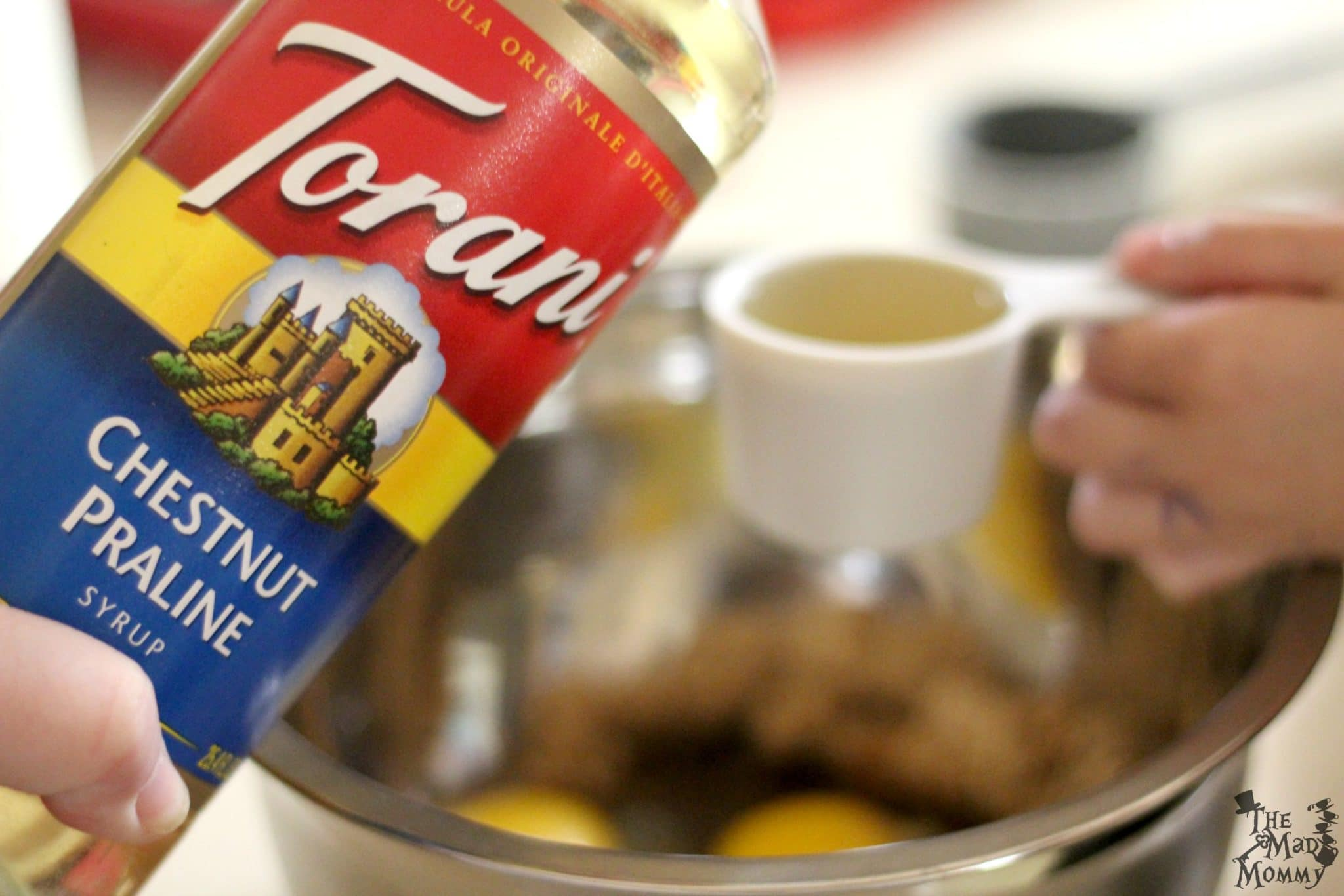 Torani announced their newest flavor this week and it is the perfect flavor to kick-off those Halloween celebrations, Chestnut Praline! #AD #AToraniHalloween